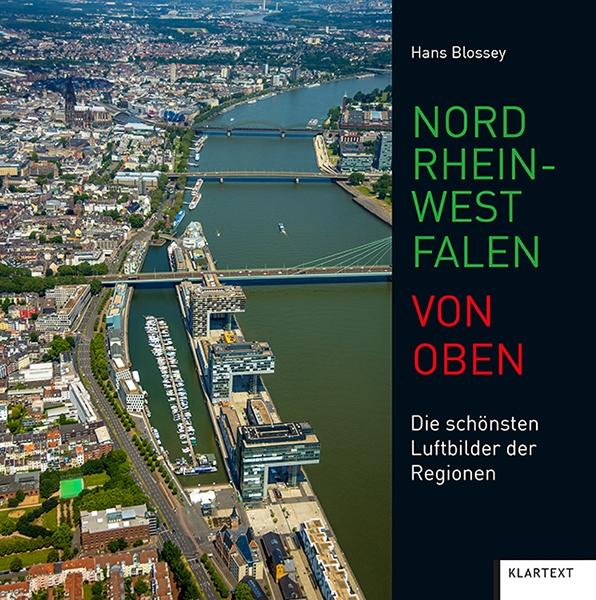 Nordrhein-Westfalen von oben