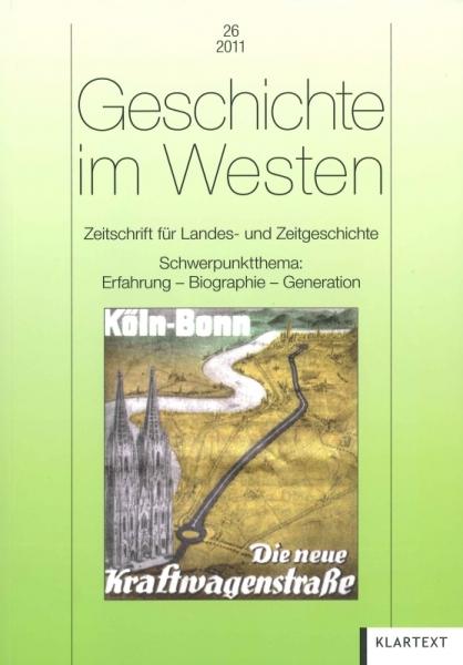 Geschichte im Westen 26/2011