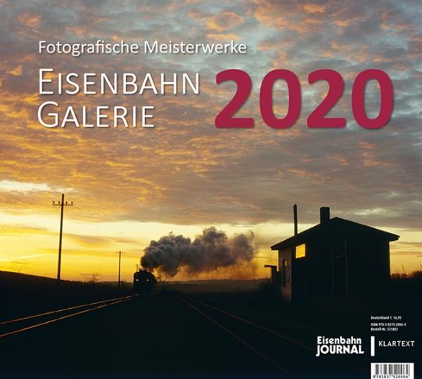 Eisenbahn-Galerie 2020