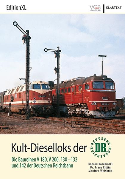 Kult-Dieselloks der DR