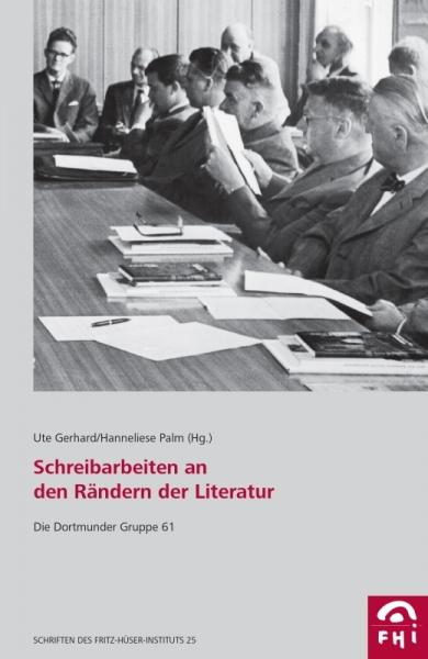 Schreibarbeiten an den Rändern der Literatur