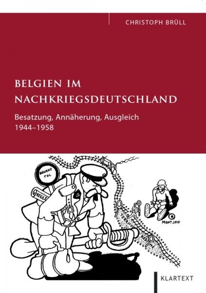 Belgien im Nachkriegsdeutschland