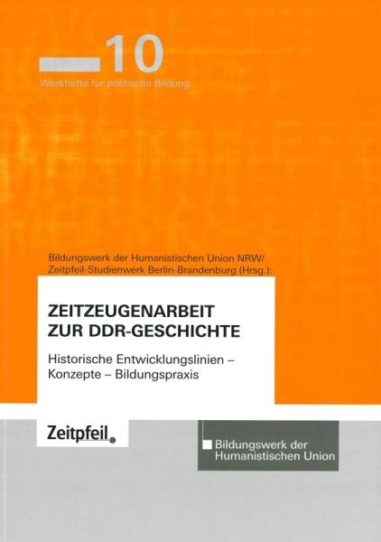 Zeitzeugenarbeit zur DDR-Geschichte