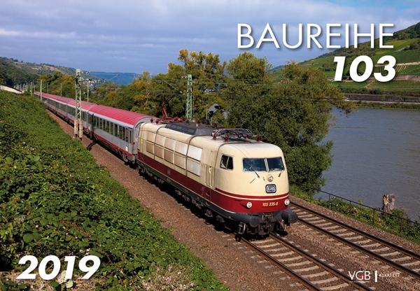 Baureihe 103 2019