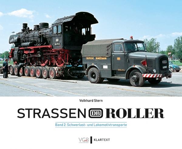 Straßenroller der Deutschen Bundesbahn Bd. 2