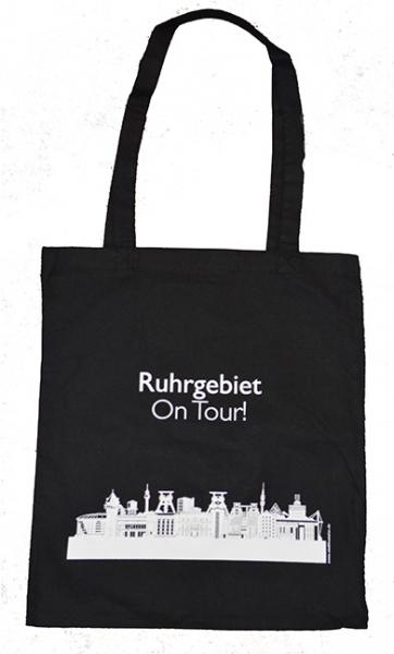 Ruhrgebiet Baumwolltasche
