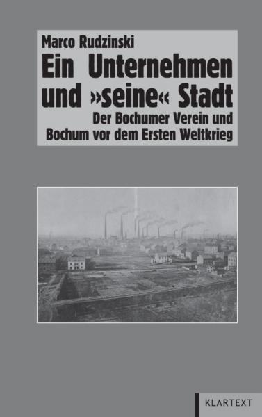 """Ein Unternehmen und """"seine"""" Stadt"""