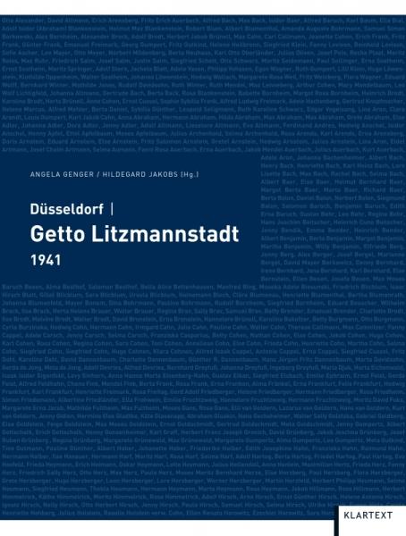 Düsseldorf / Getto Litzmannstadt. 1941