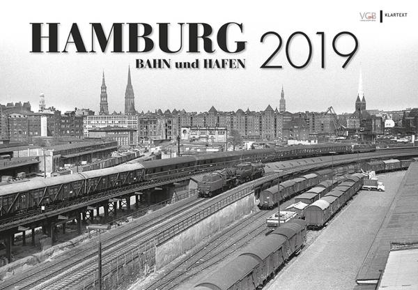Hamburg Bahn und Hafen 2019