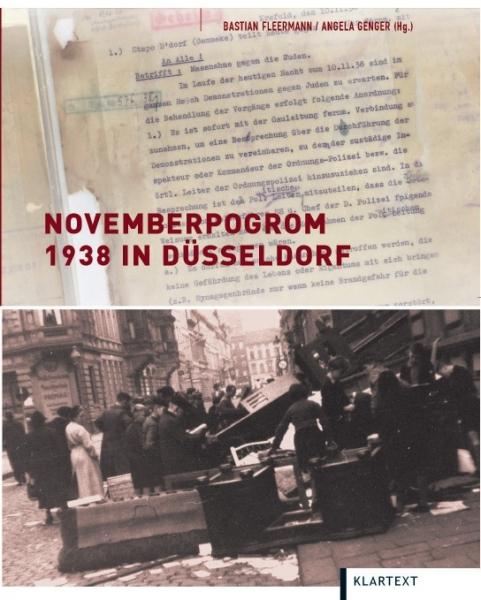 Novemberpogrom 1938 in Düsseldorf