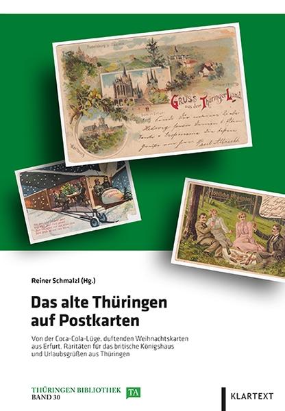 Das alte Thüringen auf Postkarten
