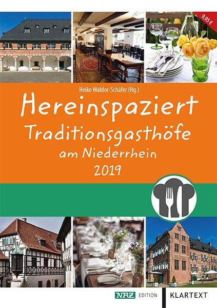 Hereinspaziert – Traditionsgasthöfe am Niederrhein 2019