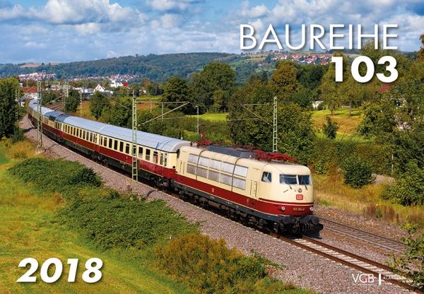 Baureihe 103 2018