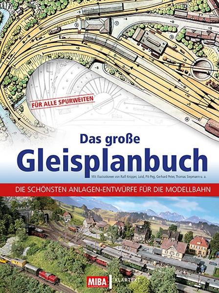 Das große Gleisplanbuch