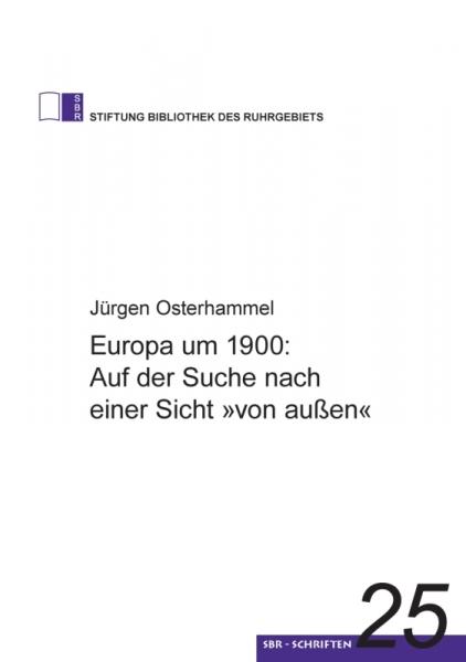 """Europa um 1900: Auf der Suche nach einer Sicht """"von außen"""""""