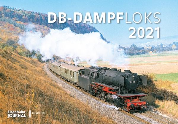 DB-Dampfloks 2021