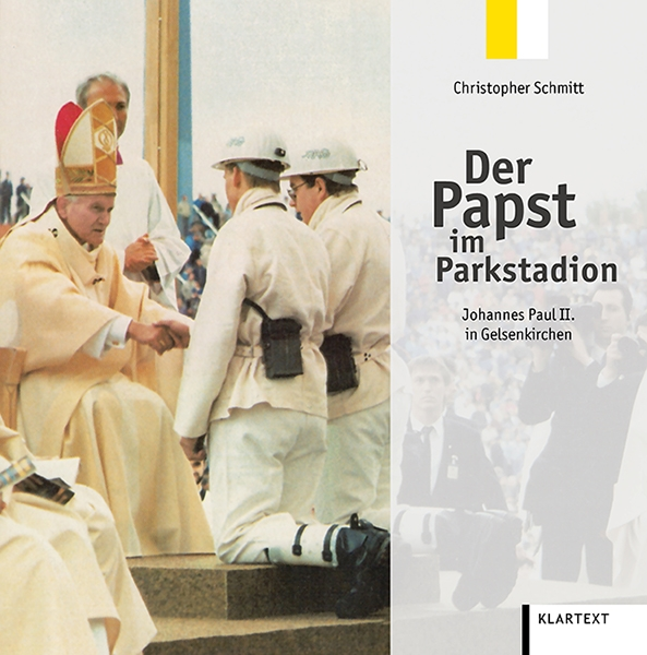 Der Papst im Parkstadion