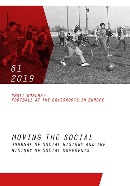 Moving the Social 61/2019