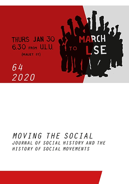 Moving the Social 64/2020