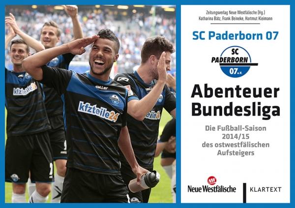 SC Paderborn 07 – Abenteuer Bundesliga