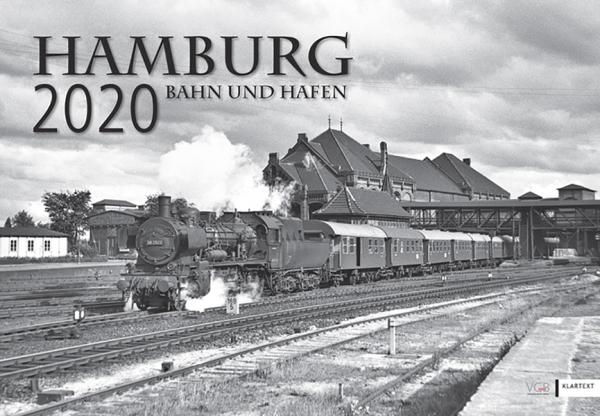 Hamburg Bahn und Hafen 2020