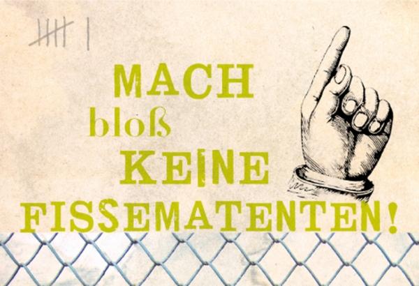 """Magnet """"Fissematenten"""""""