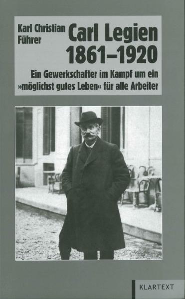 Carl Legien 1861-1920