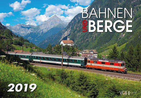 Bahnen und Berge 2019