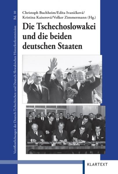 Die Tschechoslowakei und die beiden deutschen Staaten
