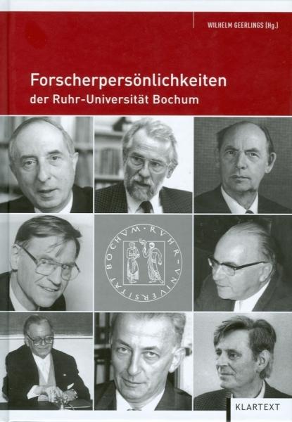 Forscherpersönlichkeiten der Ruhr-Universität Bochum