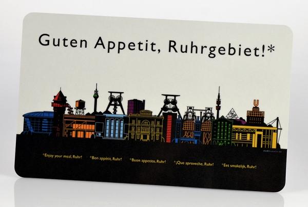Ruhrgebiet – Brettchen bunt