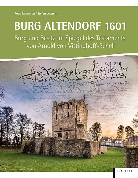 Burg Altendorf 1601