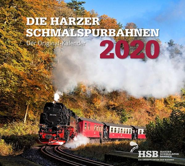 Die Harzer Schmalspurbahnen 2020