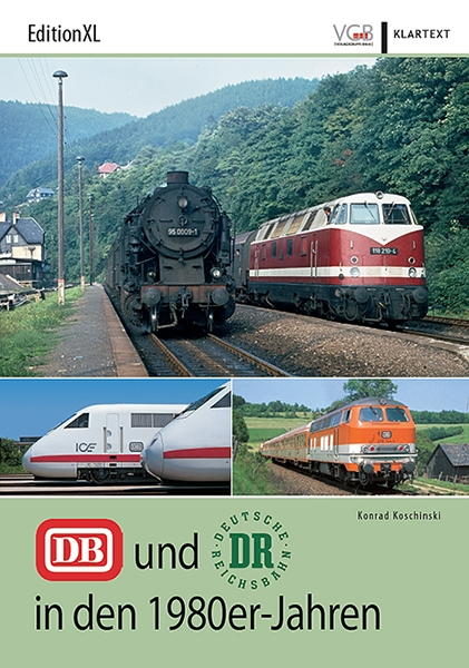 DB und DR in den 1980er-Jahren