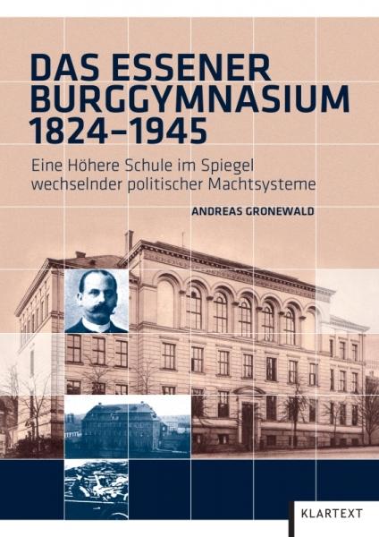 Das Essener Burggymnasium 1824–1945