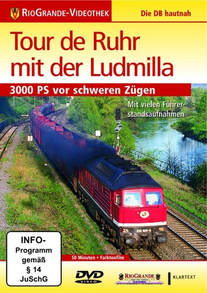 Tour de Ruhr mit der Ludmilla
