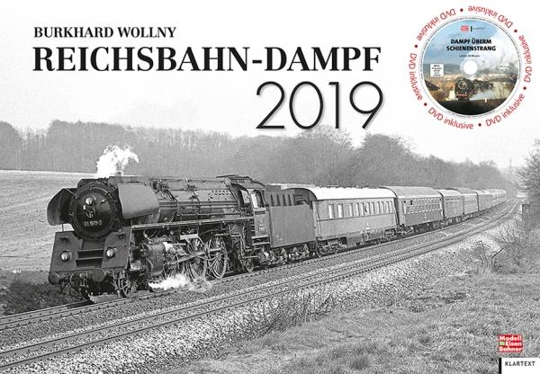 Reichsbahn-Dampf 2019