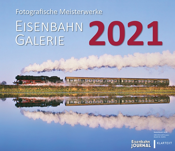 Eisenbahn-Galerie 2021