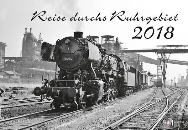 Reise durchs Ruhrgebiet 2018