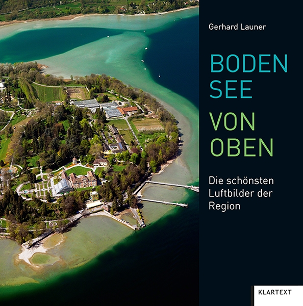Bodensee von oben