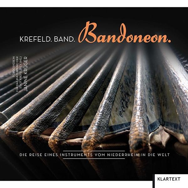 Krefeld. Band. Bandoneon.