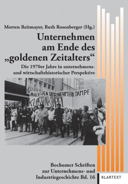 """Unternehmen am Ende des """"goldenen Zeitalters"""""""