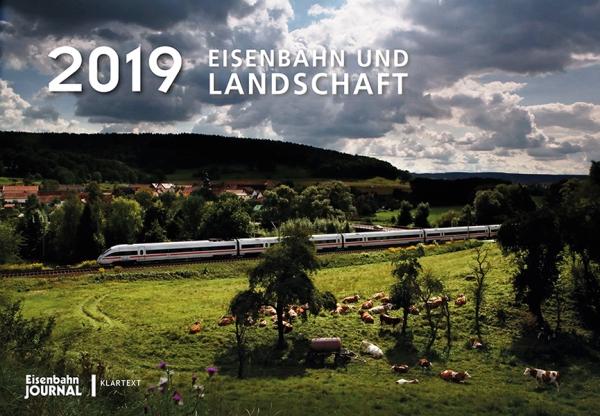 Eisenbahn und Landschaft 2019