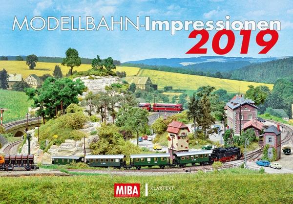Modellbahn-Impressionen 2019