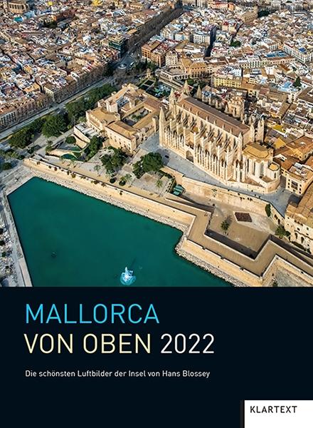 Mallorca von oben 2022