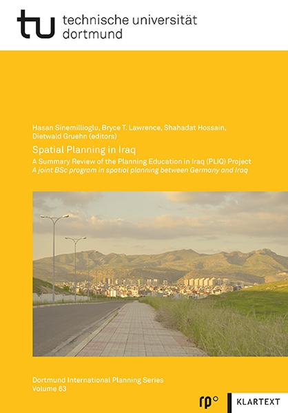 Spatial Planning in Iraq