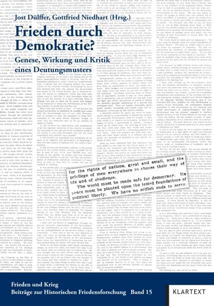 Frieden durch Demokratie?