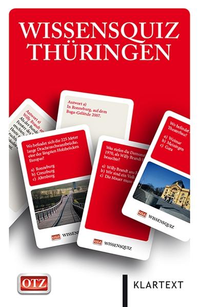 Wissensquiz Thüringen