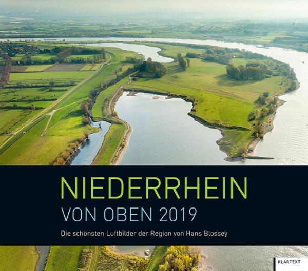 Niederrhein von oben 2019
