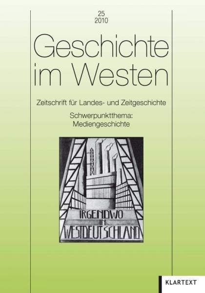 Geschichte im Westen 25/2010